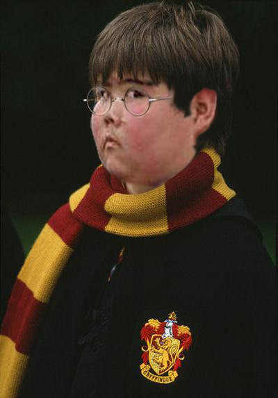 as harry potter