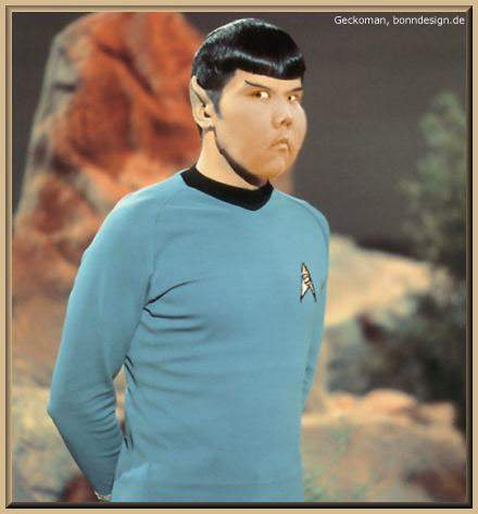 as spock